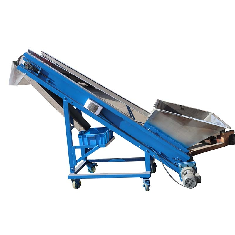 1.5m vertical height iron removal  feeding machine