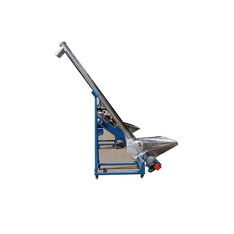 Screw feeder with 2.5m height