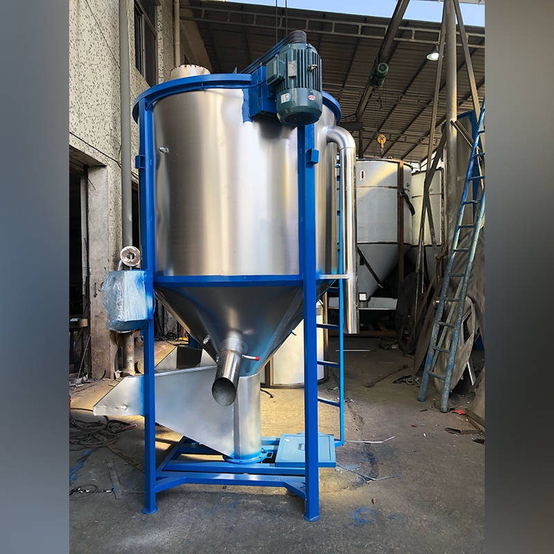 1 ton stainless pipe with air supply