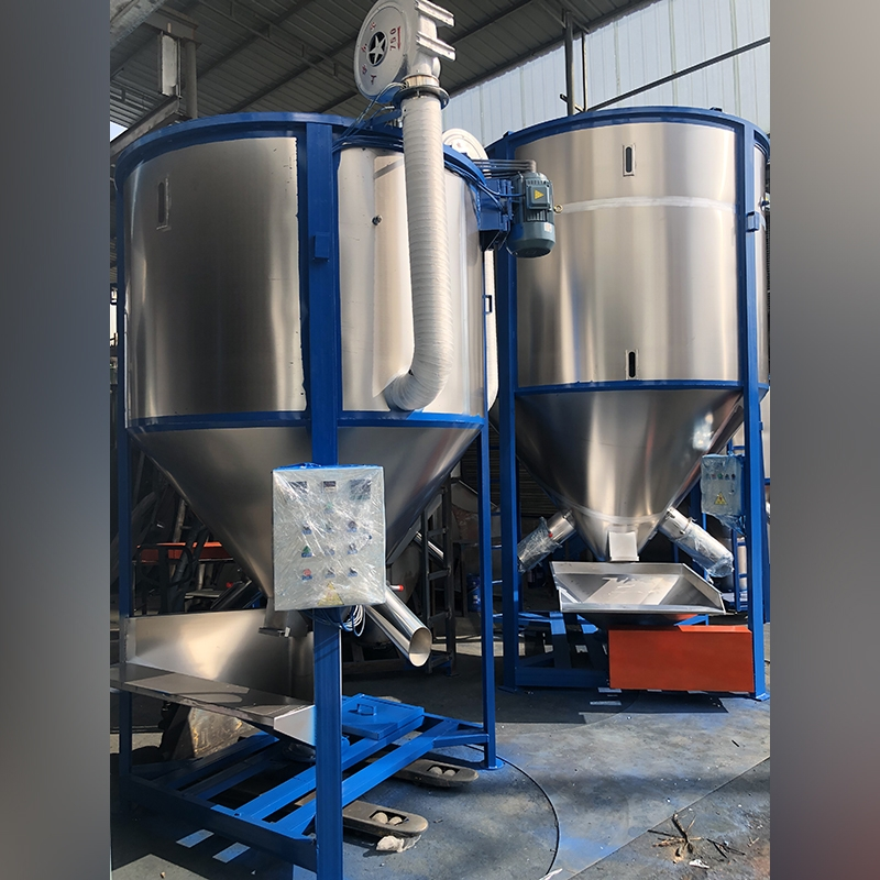 5T customized vertical mixing cylinder