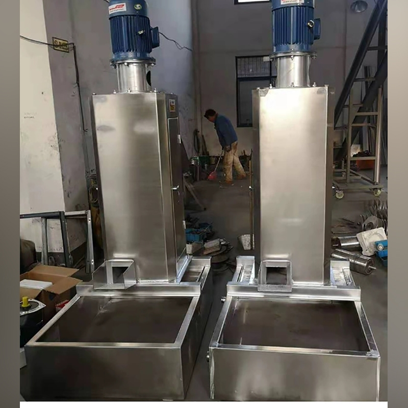 Dehydrator for water ring granulation